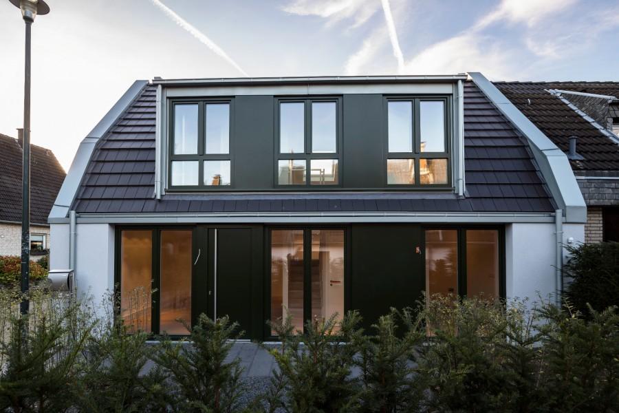 Schiffers Roelofs Architekten Wohnhaus Kalkum